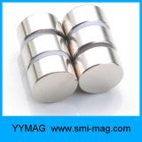 Сильные изготовления цилиндра неодимия & магнита диска