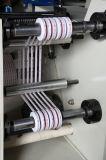 Máquina que raja del pequeño rodillo de papel auto de Rtfq-300/400b