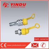 La pompe hydraulique usine le connecteur rapide (HC-2)