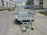 Гальванизированный трейлер коробки с клеткой (TR0303)