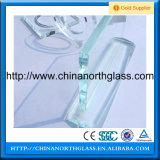 SGCC, En12150 Certificated, 3-19mm Ultra Clear Glass