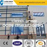 Construction facile moderne d'entrepôt de Prefeb de structure métallique d'Assemblée