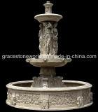Fontana di pietra intagliata (GS-F-110)