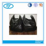 Sac d'ordures recyclable biodégradable matériel de PE