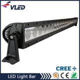 La barre tous terrains 60W 100W 140W 200W 240W de DEL choisissent l'éclairage LED de rangée