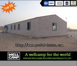 Camera prefabbricata modulare di verde di progetto del Qatar per la villa