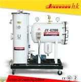 Purificador de óleo portátil do motor para o sistema de lubrificação