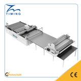 Maquinaria modificada para requisitos particulares auto del corte de la tela del modelo del corte de la tela que introduce buen precio con Ce