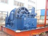 Molinete eléctrico Molinete hidráulico con bomba hidráulica de Barcos, yates y buques chigre