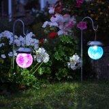 beleuchtet Solargarten 2V dekoratives mit Stangen
