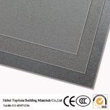 Azulejo de suelo gris de Matt de la serie del color para el uso de la decoración de la casa