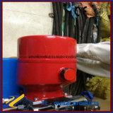 Hydraulischer Finn-Energie beweglicher Schlauch-quetschverbindenmaschine