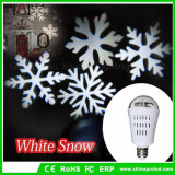 Proyector de las luces de bulbo de la proyección LED de la decoración de la Navidad y del partido de Víspera de Todos los Santos