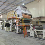 máquina de la fabricación de papel de tejido 8-10t/Day de 2400m m
