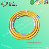 De 3-lagen van pvc Plastic High Pressure Air Spray Tube Hose