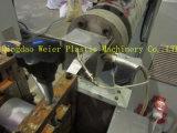 Linha de produção da borda de borda do PVC com impressão em linha