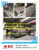 Cadena de producción industrial superior para la tarjeta de Gupsum