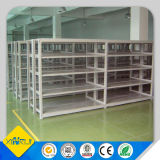 Shelving claro do metal do dever para o armazém