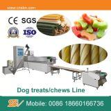 Het huisdier behandelt/Hond kauwt de Lijn van de Verwerking