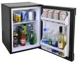Réfrigérateur noir de Minibar de l'absorption 40L d'hôtel