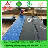 HDPE selbstklebende wasserdichte Membrane