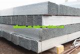 Труба гальванизированная низкой ценой квадратная стальная (SP-007)