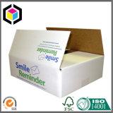 Экстренная большая коробка Corrugated картона смещения бумажная упаковывая