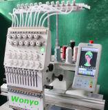 Hauptstickerei-Maschine des Computer-SteuerWonyo1201 eins