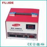 Automatisches Spannungs-Leitwerk des Stromversorgungen-einphasig-SVC-500va