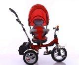 Cer führte Plastikdreiradkinder Rad-/Baby-Dreirad des Fahrrad-drei (OKM-723)