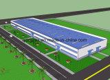 Crear el almacén prefabricado de la estructura para requisitos particulares de acero (SSW-34)