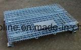 Gabbia d'acciaio del collegare del magazzino di Equipent di memoria del metallo (800*600*640)