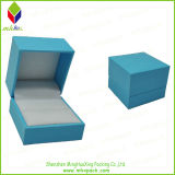 Подгонянная роскошью коробка ювелирных изделий индикации упаковывая