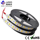 SMD5630 14.4W DC12V Flexible DEL Strip Light 60PCS/M 5m/Roll White