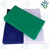 1m*1m 정연한 폴리프로필렌 비 길쌈된 테이블 덮개, 비 길쌈하는 Spunbond 처분할 수 있는 PP 직물