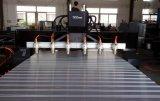 Più falegnameria capa di CNC dell'asse di rotazione che intaglia macchinario