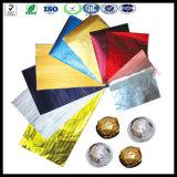 14 Mikron-weiche Al-Folien-aluminisierte Folien-Haushalts-Aluminiumfolie