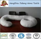 特大Cの形のタケファイバーの枕妊婦のクッションの妊婦の眠る人