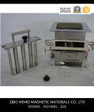 Rcya-15 Separator van de Pijpleiding van de reeks de Permanente Magnetische voor Cement, Chemisch product, Steenkool, Plastiek, Bouwmaterialen