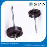 Plastic Magneet NdFeB Injectie In entrepot voor Motor BLDC