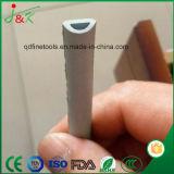 Штранге-прессовани резины губки EPDM профилирует прокладки уплотнений резины резиновый
