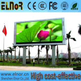 Diodo emissor de luz elevado Billboard de Brightness e de High Definition P10 Outdoor