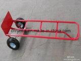 Trole popular da mão do preço de fábrica das rodas do fabricante dois de China