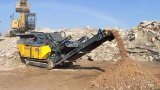 Mini planta del machacamiento/de la trituradora para el machacamiento del carbón/del granito/del buril/de la piedra caliza/del mineral de cobre/del mineral de hierro