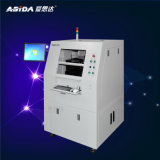 Scherpe Machine van de Laser van de Lijst van de hoge Precisie de Kleine UV, Hete Verkoop