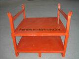Pálete de aço personalizada para a cremalheira do armazenamento do armazém