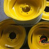 Borde 24*30.5/ruedas de acero para la maquinaria de granja agrícola