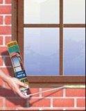 Espuma do plutônio do poliuretano da fixação da porta do indicador do material de construção