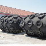 Самый большой обвайзер Иокогама 4500 диаметров пневматический резиновый, морской пехотинец плавая раздувной тип для переходов Sts баржей и пристани, Port стыковок