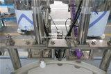 Elektronische Vloeibare Vullende het Afsluiten en het Afdekken van de Sigaret Machine
